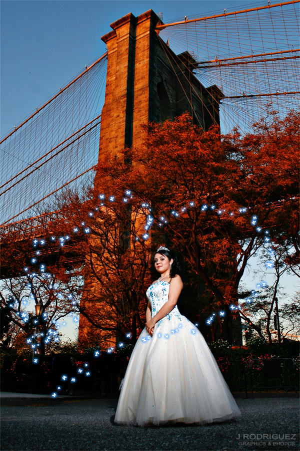 Lil'Bit Sweet 16 - Brooklyn Bridge - Brooklyn, NY - By Jay Rodriguez