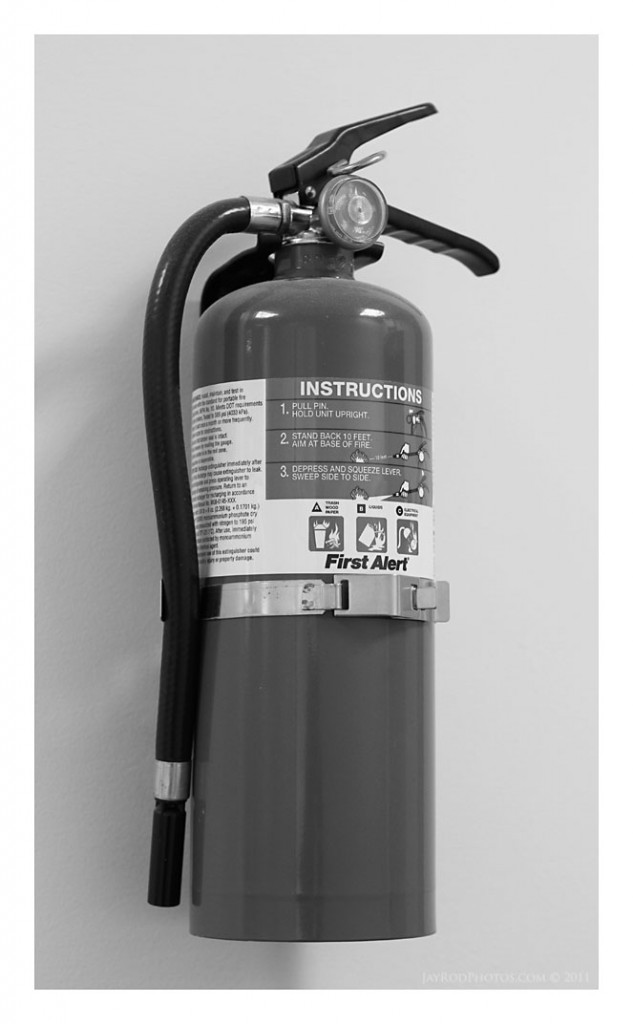 ExTinGuisheR - By Jay Rodriguez