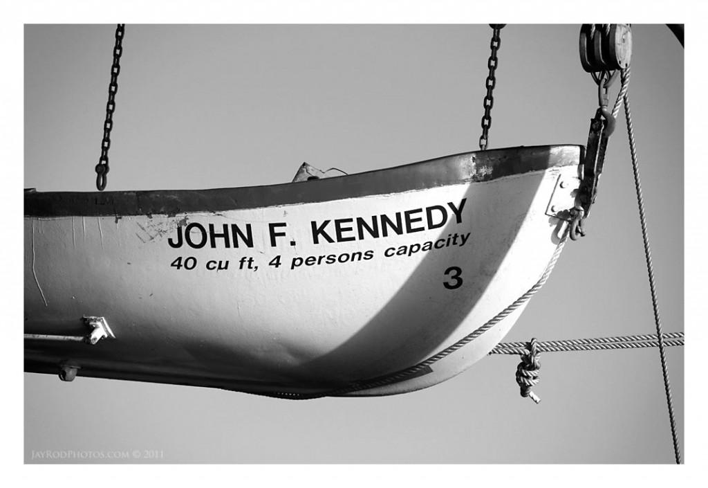 JFK Life Boat - By Jay Rodriguez