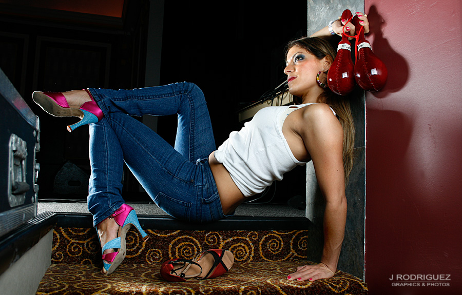 Burju Shoes - Hilton Hotel, NY - Model 2