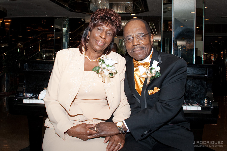 Mr. & Mrs. Bunton 50th Anniversary Celebration - Brooklyn, NY - By Jay Rodriguez