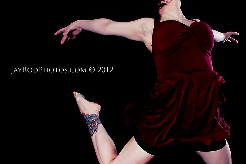 Liz - Dance - 2012