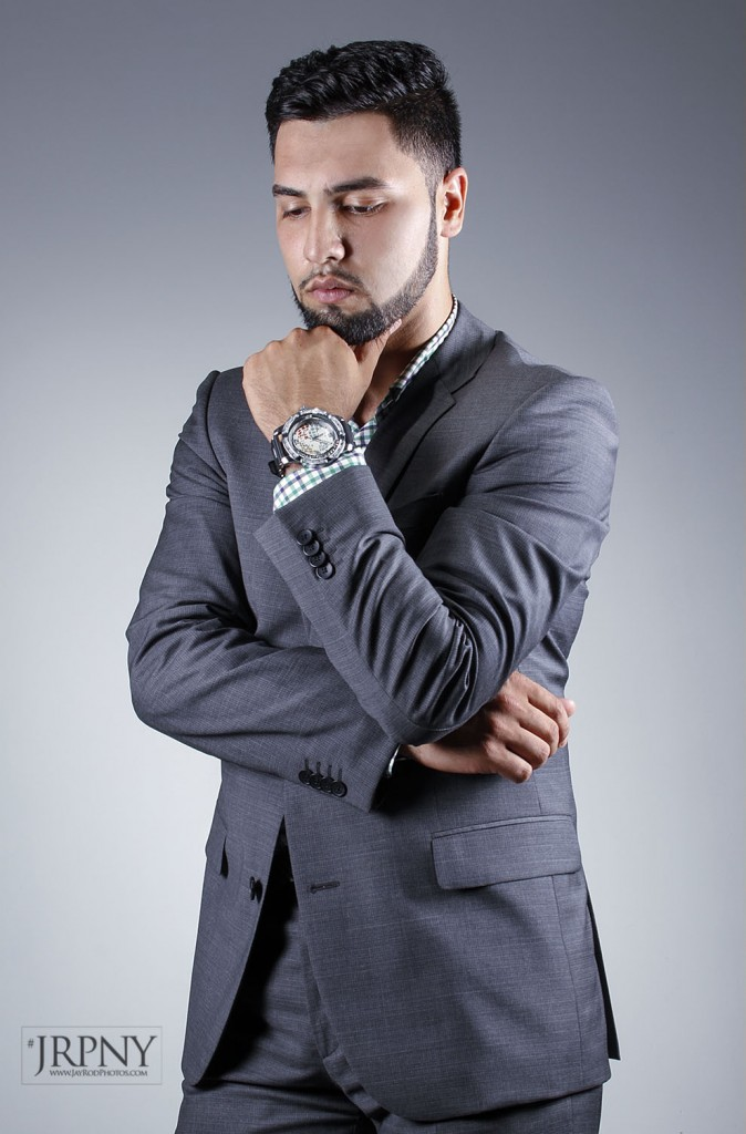 BOSS By Hugo Boss - Jay Rodriguez - NY & NJ Based Commercial Portrait Photographer