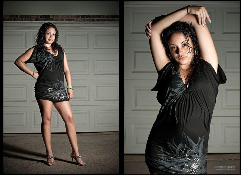 Daniela - Black Dress